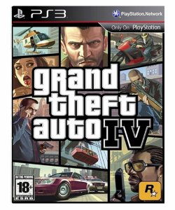 Grand Theft Auto IV ​Gta 4 - Ps3 Psn Mídia Digital