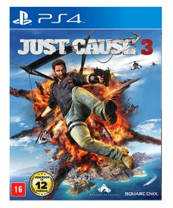 Just cause 3 ps4 psn midia digital