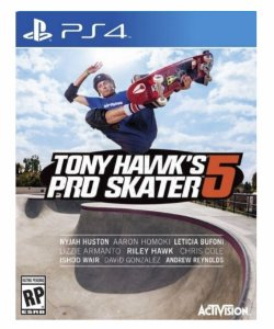 Tony Hawk Pro Skater 5 - Ps4 Psn Mídia Digital