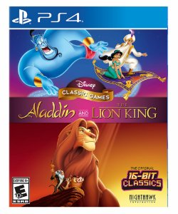 Disney Classic Games: Aladdin and The Lion King - Ps4 Psn Mídia Digital