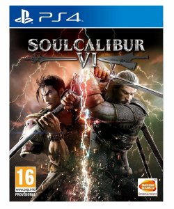 Soulcalibur VI ps4 psn midia digital