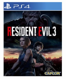 Resident evil 3 Ps4 Psn midia digital