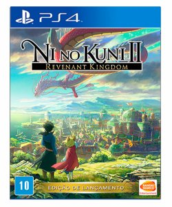 Ni no Kuni II: Revenant Kingdom ps4 psn midia digital