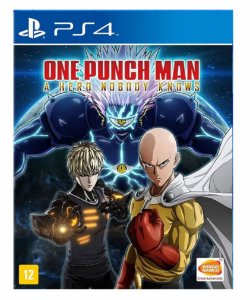 ONE PUNCH MAN: A HERO NOBODY KNOWS - Ps4 Psn Mídia Digital