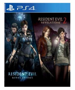 Resident Evil Revelations 1 e 2 Bundle - Ps4 Psn Mídia Digital