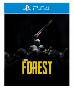 The forest ps4 psn midia digital