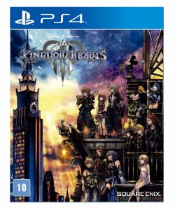 KINGDOM HEARTS III PS4 psn midia digital
