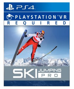 Ski Jumping Pro VR ps4 psn midia digital