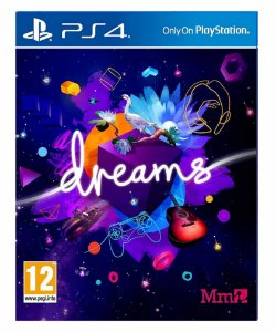Dreams ps4 psn midia digital