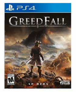 greedfall ps4 psn midia digital