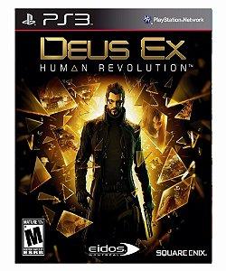 Deus ex: human revolution ps3 psn midia digital