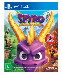 Spyro Reignited trilogy- ps4 psn midia digital