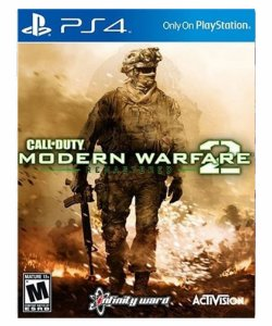 Call of Duty®: Modern Warfare® 2 Campaign Remastered ps4 psn midia digital