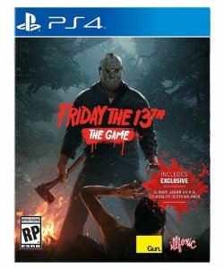 Fryday the 13th-PS4 psn midia digital