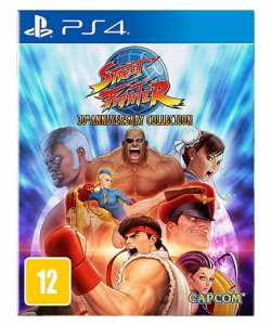 Street Fighter 30th Anniversary Collection Ps4 psn midia digital