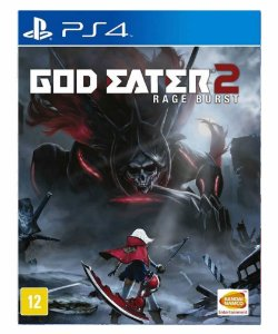 God eater 2 ps4 psn midia digital