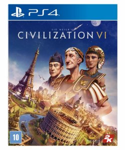 Sid Meier's Civilization VI Ps4 psn midia digital