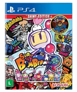 super bomberman ps4 psn midia digital
