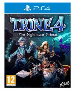 Trine 4: The nightware prince ps4 psn midia digital