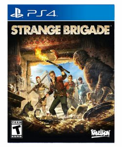 Strange brigade ps4 psn midia digital