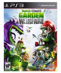 Plants vs. Zombies™ Garden Warfare ps3 psn midia digital