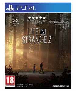 Life is strange 2 complete season  Ps4 psn midia digital