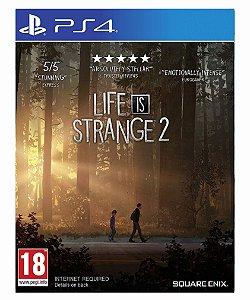 Life is strange 2 complete season  Ps4 psn midia digital