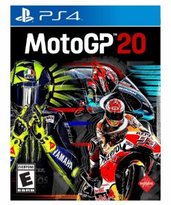 Motogp 20 Ps4 psn midia digital