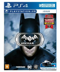 Batman™: Arkham VR ps4 psn midia digital