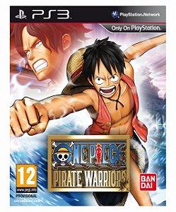 One piece pirate warrior ps3 psn midia digital