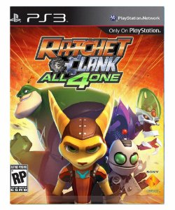 Ratchet and Clank: All 4 One™ ps3 midia digital