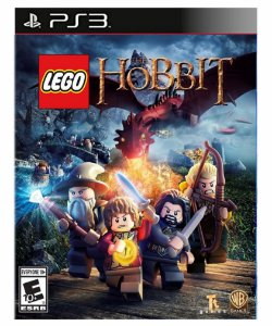 Lego o Hobbit ps3 midia digital