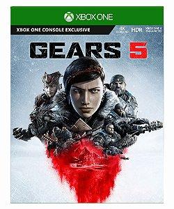 Gears 5 -Xbox One midia digital