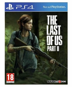 The Last Of us part II ps4 midia digital