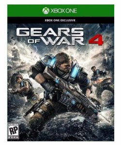 Gears of wars 4 Xbox one midia digital