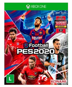 Efootball pes 2020 standard edition- Xbox one midia digital