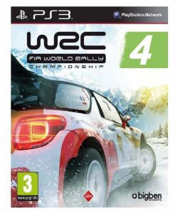 WRC 4 - FIA WORLD RALLY CHAMPIONSHIP ps3 midia digital
