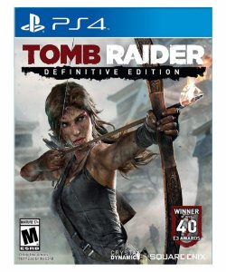 Tomb raider definitive Edition-ps4 psn midia digital