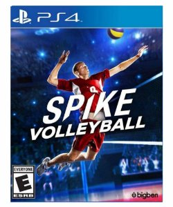 SPIKE VOLLEYBALL- ps4 psn midia digital