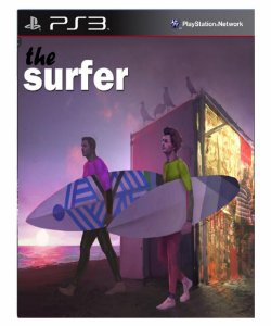 the surfer- Ps3 psn midia digital