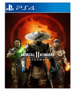 Mortal Kombat 11: Koleção Aftermath ps4 midia digital