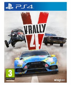 V-Rally 4 -ps4 psn midia digital