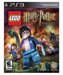 Lego Harry potter Years 5-7 ps3 psn midia digital