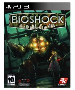BIOSHOCK - PS3 PSN MIDIA DIGITAL