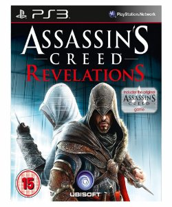 Assassins creed revelations- PS3 PSN midia digital