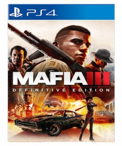 Mafia III Definitive Edition - PS4 PSN MIDIA DIGITAL