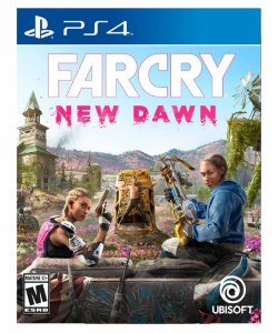 Far cry newn Dawn-PS4 PSN MIDIA DIGITAL