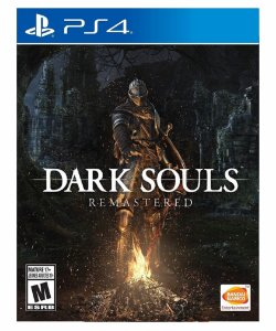 Dark Souls Remastered- PS4 PSN Midia digital