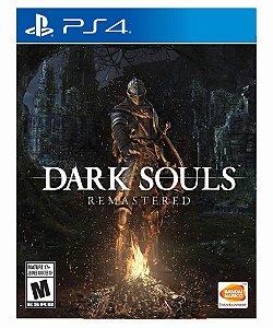 Dark Souls Remastered- PS4 PSN Midia digital