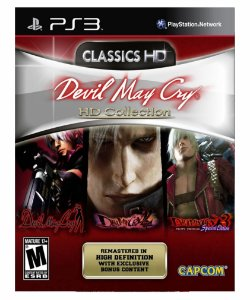 Devil May Cry HD Collection-PS3 Midia Digital